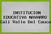 Institución Educativa Navarro Cali Valle Del Cauca