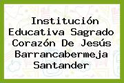Institución Educativa Sagrado Corazón De Jesús Barrancabermeja Santander