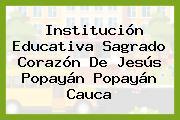 Institución Educativa Sagrado Corazón De Jesús Popayán Popayán Cauca