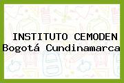 Instituto Cemoden Bogotá Cundinamarca