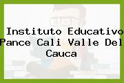 Instituto Educativo Pance Cali Valle Del Cauca