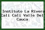 Instituto La Rivera Cali Cali Valle Del Cauca