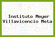 Instituto Meyer Villavicencio Meta