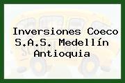 Inversiones Coeco S.A.S. Medellín Antioquia