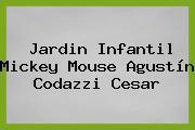 Jardin Infantil Mickey Mouse Agustín Codazzi Cesar