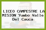 Liceo Campestre La Misión Yumbo Valle Del Cauca