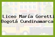 Liceo María Goretti Bogotá Cundinamarca