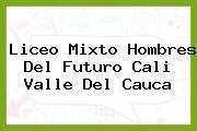 Liceo Mixto Hombres Del Futuro Cali Valle Del Cauca