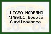 Liceo Moderno Pinares Bogotá Cundinamarca