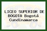 Liceo Superior De Bogota Bogotá Cundinamarca