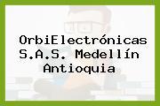 OrbiElectrónicas S.A.S. Medellín Antioquia