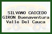 Silvano Caicedo Giron Buenaventura Valle Del Cauca