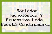 Sociedad Tecnológica Y Educativa Ltda. Bogotá Cundinamarca