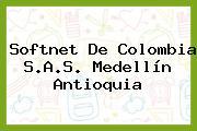 Softnet De Colombia S.A.S. Medellín Antioquia
