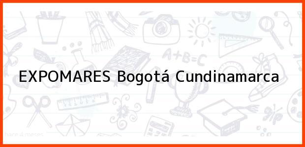 Teléfono, Dirección y otros datos de contacto para Expomares, Bogotá, Cundinamarca, Colombia