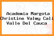 Academia Margota Christine Valmy Cali Valle Del Cauca