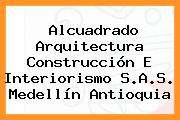 Alcuadrado Arquitectura Construcción E Interiorismo S.A.S. Medellín Antioquia