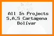 All In Projects S.A.S Cartagena Bolívar