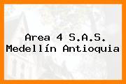 Area 4 S.A.S. Medellín Antioquia
