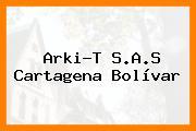Arki-T S.A.S Cartagena Bolívar