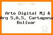 Arte Digital Mj & Arq S.A.S. Cartagena Bolívar