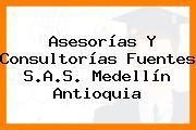 Asesorías Y Consultorías Fuentes S.A.S. Medellín Antioquia