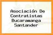 Asociación De Contratistas Bucaramanga Santander