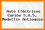 Auto Eléctricos Caribe S.A.S. Medellín Antioquia
