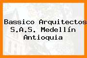 Bassico Arquitectos S.A.S. Medellín Antioquia