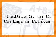 CasDíaz S. En C. Cartagena Bolívar