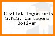 Civilet Ingeniería S.A.S. Cartagena Bolívar