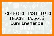 COLEGIO INSTITUTO INSCAP Bogotá Cundinamarca