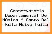 Conservatorio Departamental De Música Y Canto Del Huila Neiva Huila