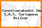 Construacabados Jmv S.A.S. Cartagena Bolívar