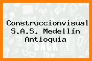 Construccionvisual S.A.S. Medellín Antioquia