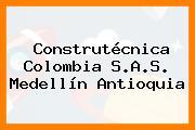 Construtécnica Colombia S.A.S. Medellín Antioquia