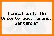 Consultoría Del Oriente Bucaramanga Santander
