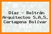 Díaz - Beltrán Arquitectos S.A.S. Cartagena Bolívar