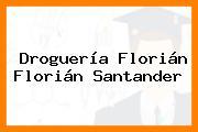 Droguería Florián Florián Santander