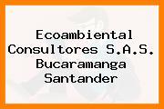 Ecoambiental Consultores S.A.S. Bucaramanga Santander