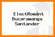ElectRománt Bucaramanga Santander