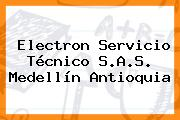 Electron Servicio Técnico S.A.S. Medellín Antioquia