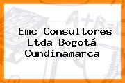 Emc Consultores Ltda Bogotá Cundinamarca