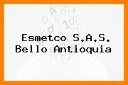 Esmetco S.A.S. Bello Antioquia