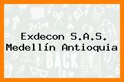 Exdecon S.A.S. Medellín Antioquia