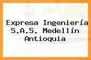 Expresa Ingeniería S.A.S. Medellín Antioquia