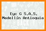 Eyc G S.A.S. Medellín Antioquia
