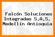 Falcón Soluciones Integradas S.A.S. Medellín Antioquia