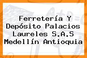 Ferretería Y Depósito Palacios Laureles S.A.S Medellín Antioquia