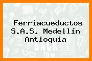 Ferriacueductos S.A.S. Medellín Antioquia